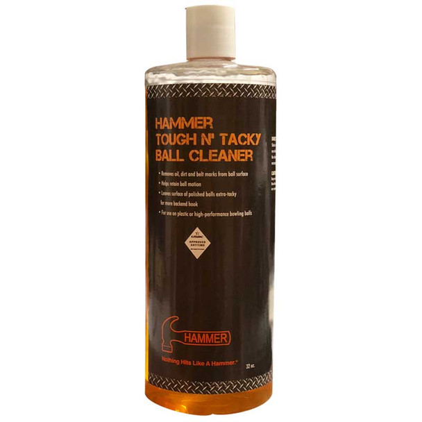 Hammer Tough 'N Tacky Ball Cleaner - 32 oz