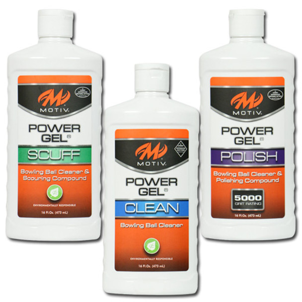 Motiv Cleaner & Polish Package