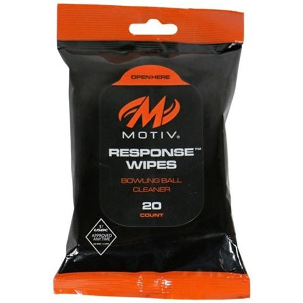 Motiv Response Ball Cleaning Wipes - 20 Count