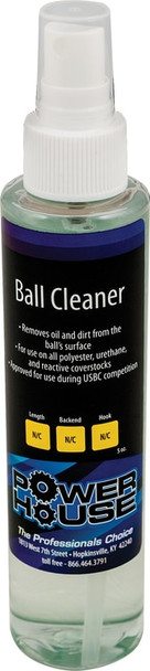 PowerHouse Bowling Ball Cleaner - 5oz