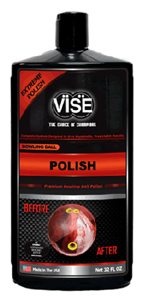 Vise Bowling Ball Polish - 32 oz