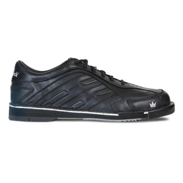 Brunswick Team Brunswick Mens Bowling Shoes Black Left Hand - inside of shoe