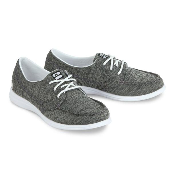 Brunswick Karma Womens Bowling Shoes - Grey