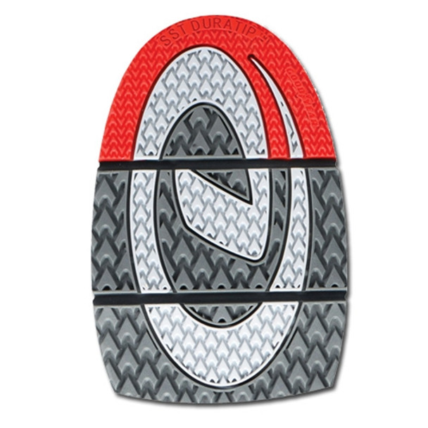 Dexter THE 9 Replacement Sole - T2 Grey/Red Aerogrips