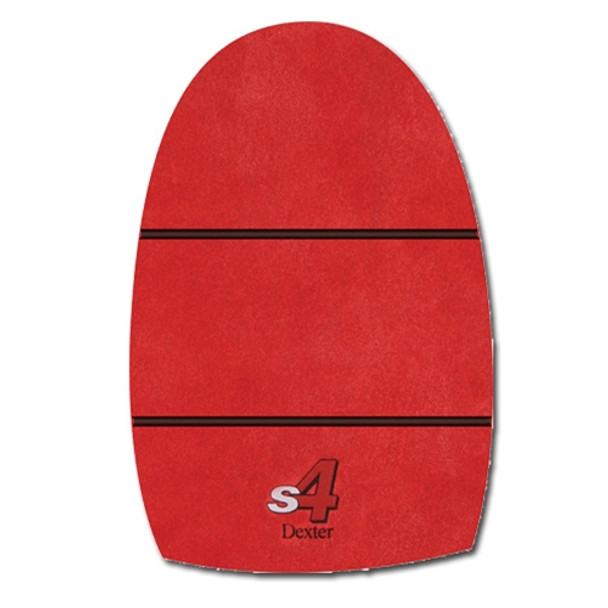 Dexter THE 9 Replacement Sole - Red Leather (S4)