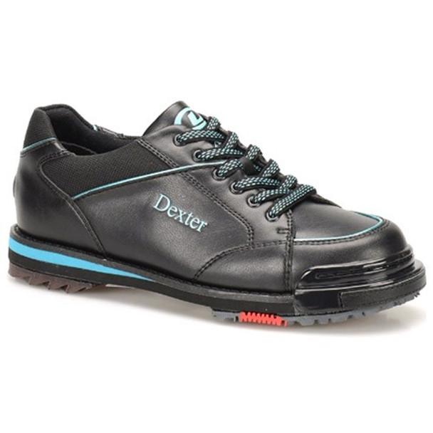 Dexter SST 8 Pro Womens Bowling Shoes - Black/Turquoise