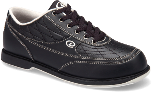 Dexter Turbo II Mens Bowling Shoes - Black - WIDE