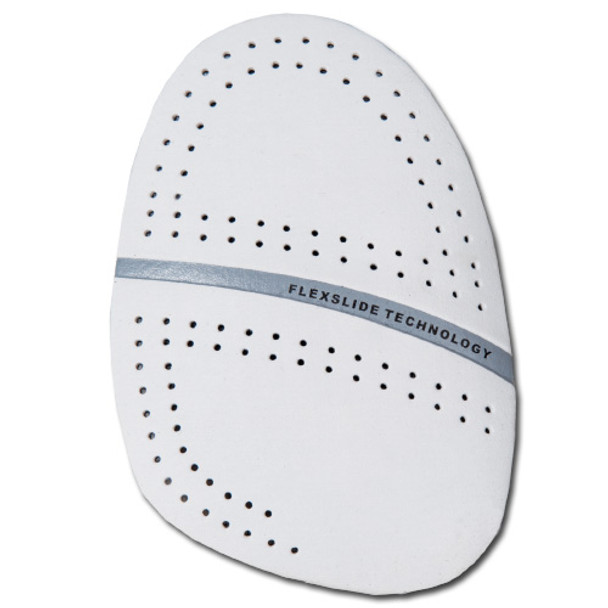 KR Strikeforce Replacement Sole - Perforated White Microfiber (S6)