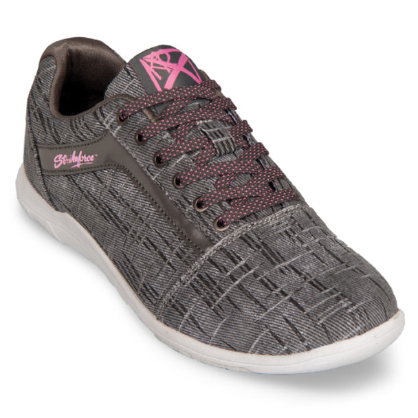 KR Strikeforce Nova Lite Womens Bowling Shoes - angle