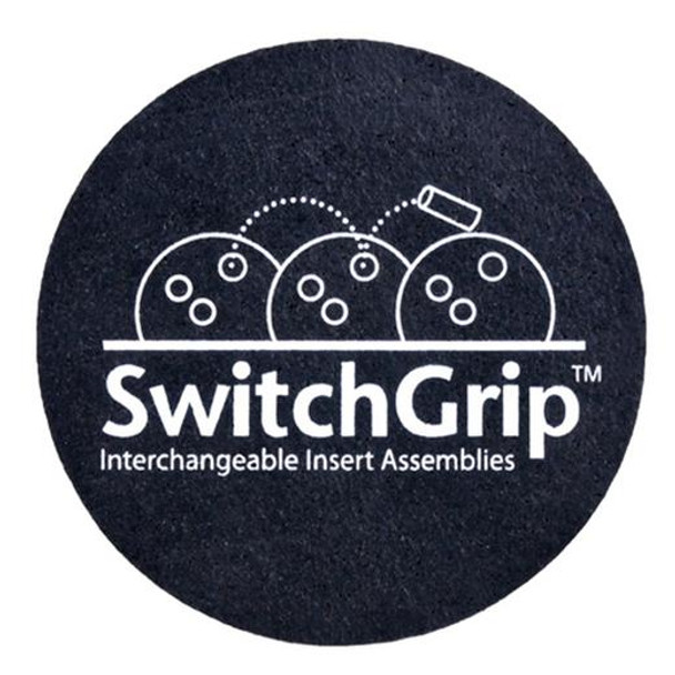 Turbo Switch Grip Inner Sleeve with an Ultimate Slug Installed