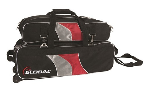 900 Global 3 Ball Deluxe Airline Roller