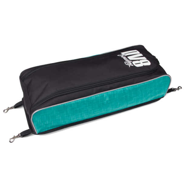 DV8 Circuit Triple Tote with Pouch - pouch section