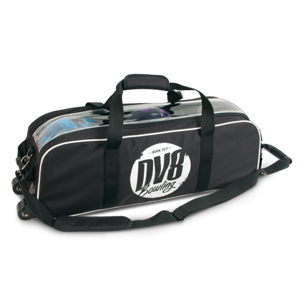 DV8 Tactic Triple Tote Bowling Bag