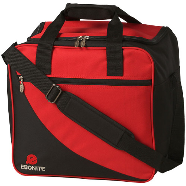 Ebonite Basic 1 Ball Bag Red