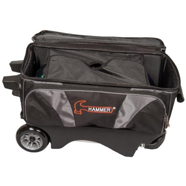 Hammer Premium 2 Ball Roller Black/Carbon Open