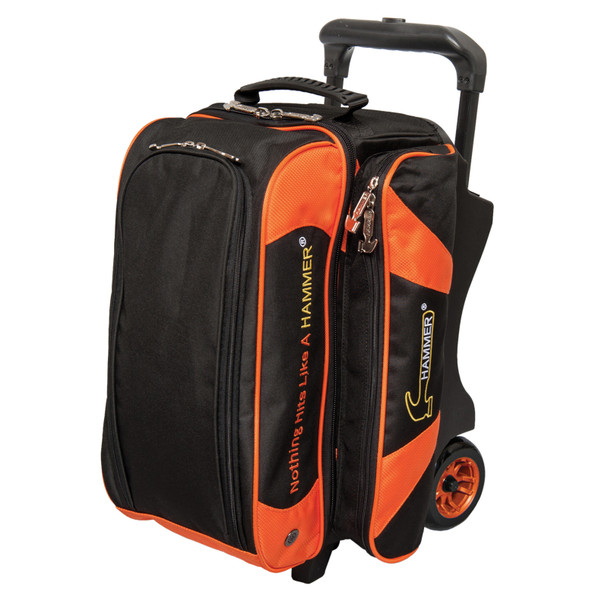 Hammer Premium 2 Ball Roller Black/Orange
