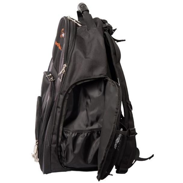 Hammer Deuce 2 Ball Backpack Side