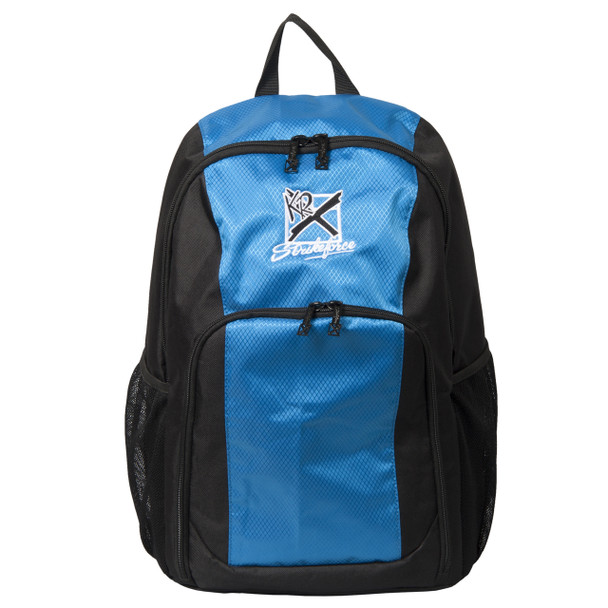 KR Strikeforce Single Shot Backpack - Black/Blue