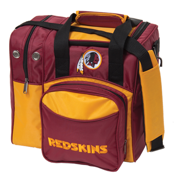KR Strikeforce NFL Washington Redskins 1-Ball Bowling Bag