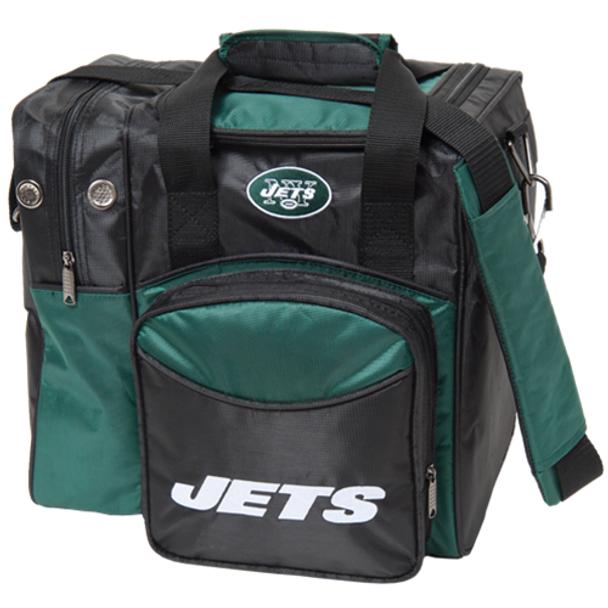 KR Strikeforce NFL New York Jets 1-Ball Bowling Bag