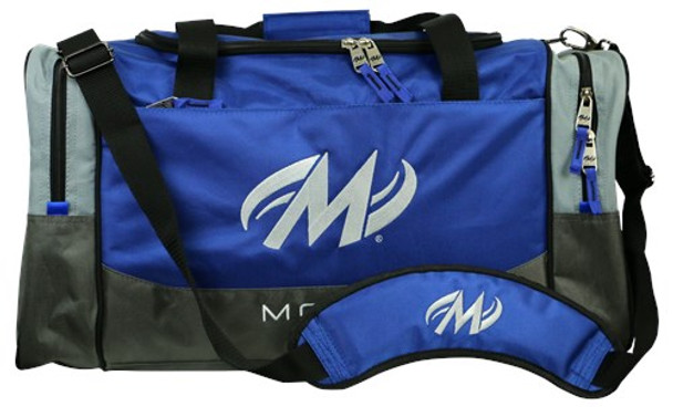 Motiv Shock 2 Ball Tote Blue