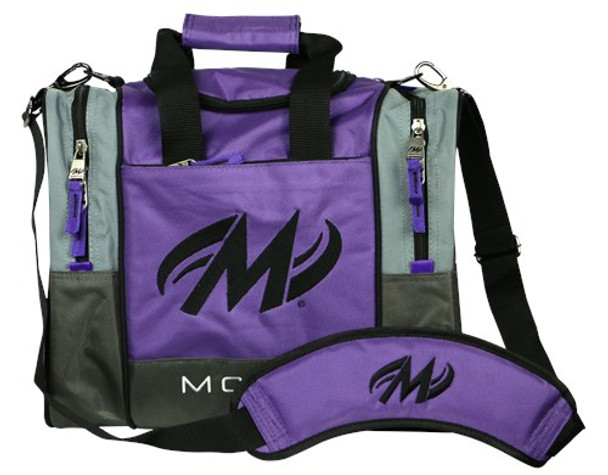 Motiv Shock 1 Ball Bag Purple
