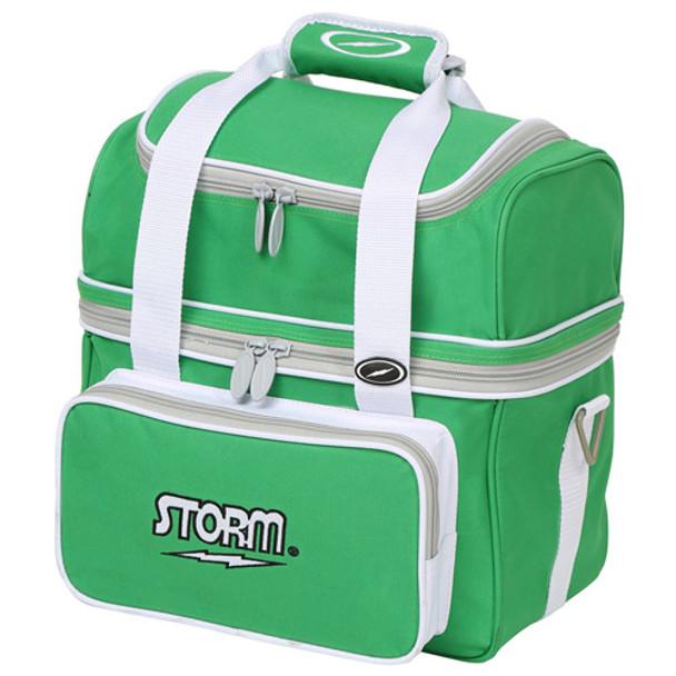 Storm Flip Tote 1 Ball Bag - Green/White
