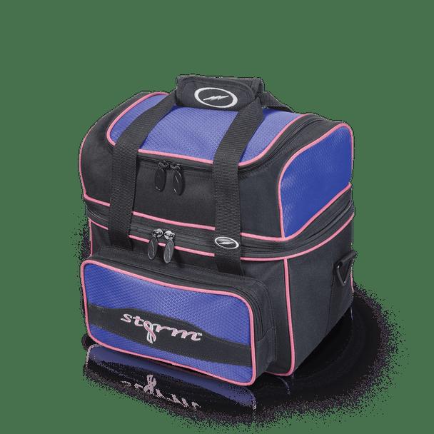 Storm Flip Tote 1 Ball Bag - Purple/Black