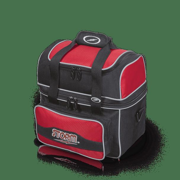 Storm Flip Tote 1 Ball Bag - Black/Red