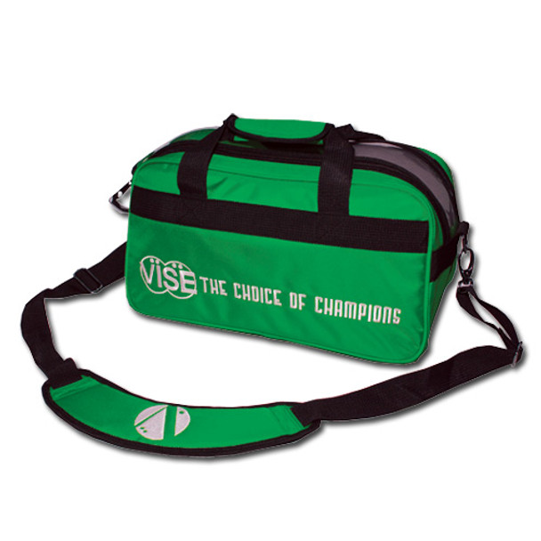 Vise 2 Ball Tote Neon Green