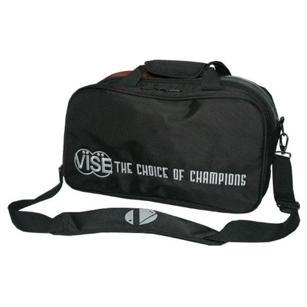 Vise 2 Ball Tote Plus Black