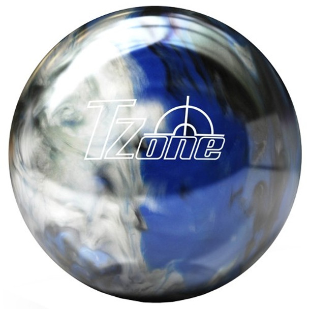 Brunswick Target Zone Indigo Swirl Bowling Ball