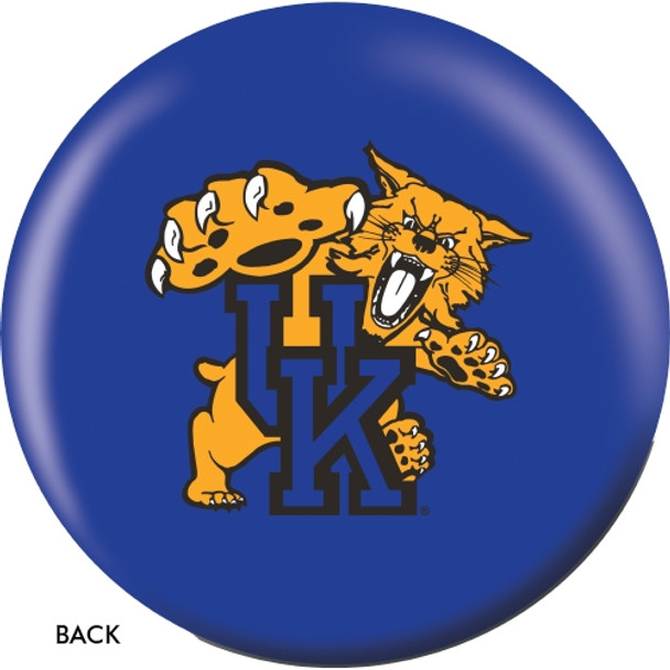 OTBB Kentucky Wildcats Bowling Ball back