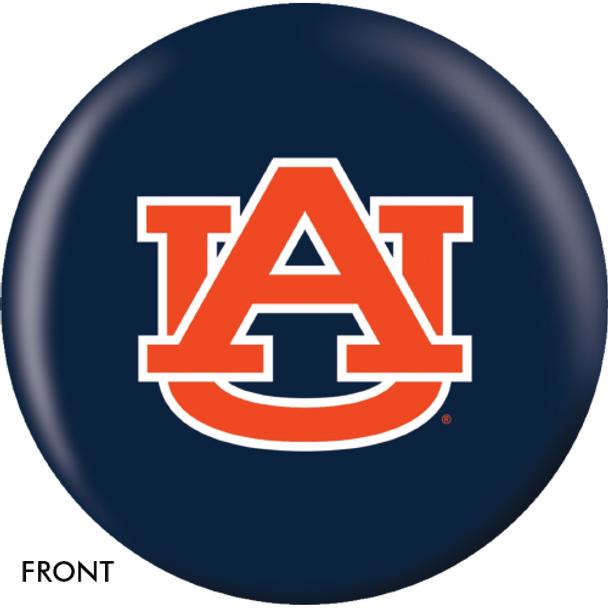 OTBB Auburn Tigers Bowling Ball front