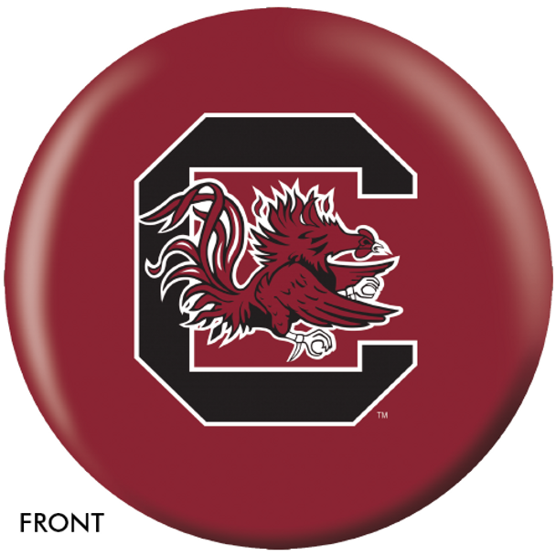 OTBB University of South Carolina Bowling Ball front