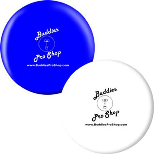 OTBB BuddiesProShop.com Bowling Ball White/Blue