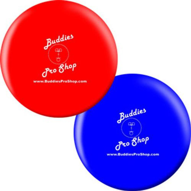 OTBB BuddiesProShop.com Bowling Ball Red/Blue