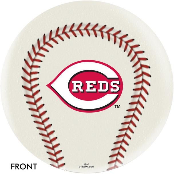 OTBB Cincinnati Reds Bowling Ball