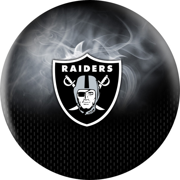 OTBB Las Vegas Raiders Bowling Ball