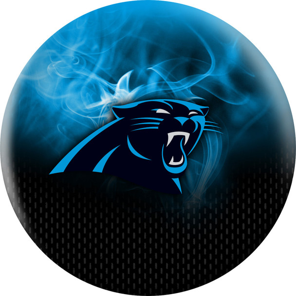 OTBB Carolina Panthers Bowling Ball