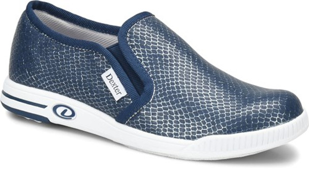 Dexter Suzana Womens Bowling Shoes Navy