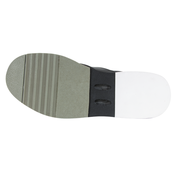 Brunswick Rampage Mens Bowling Shoes Grey/Red Pushoff