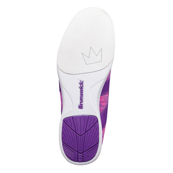 Brunswick Karma Sport Womens Bowling Shoes bottom
