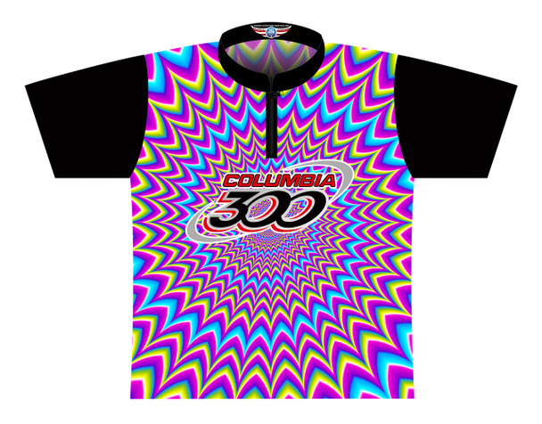 Columbia 300 Dye Sublimated Jersey Style 0313CO front