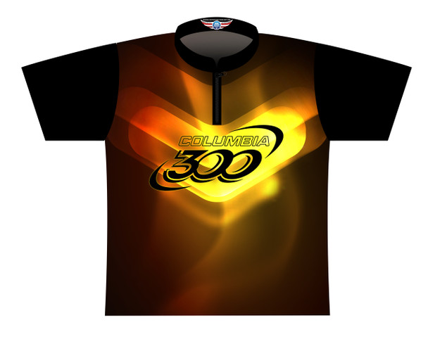 Columbia 300 Dye Sublimated Jersey Style 0316CO front