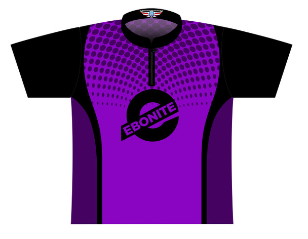Ebonite Dye Sublimated Jersey Style 0324EB front