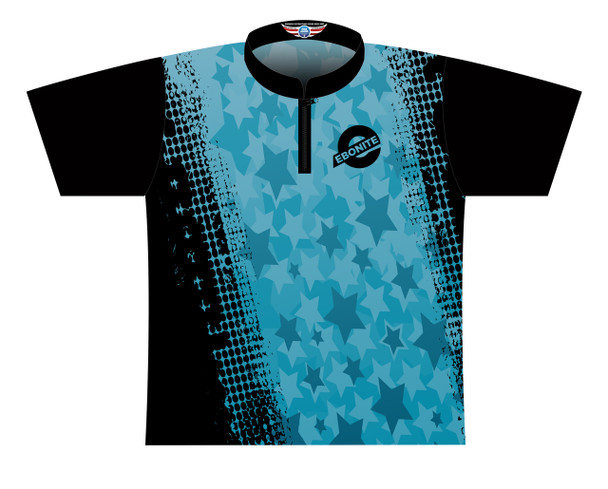 Ebonite Dye Sublimated Jersey Style 0325EB front