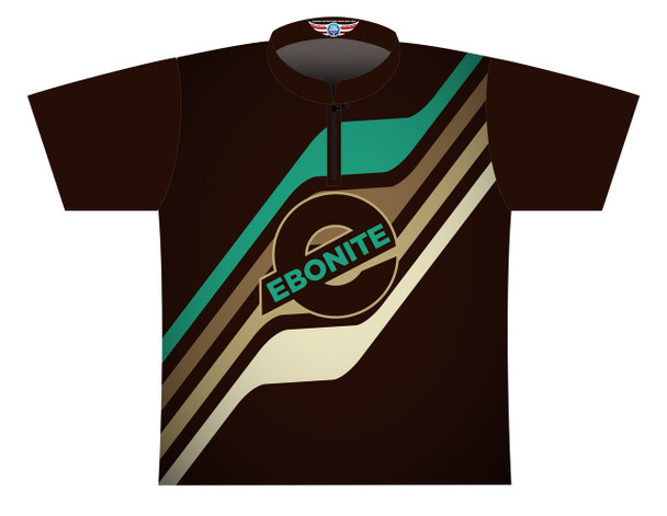 Ebonite Dye Sublimated Jersey Style 0328EB front