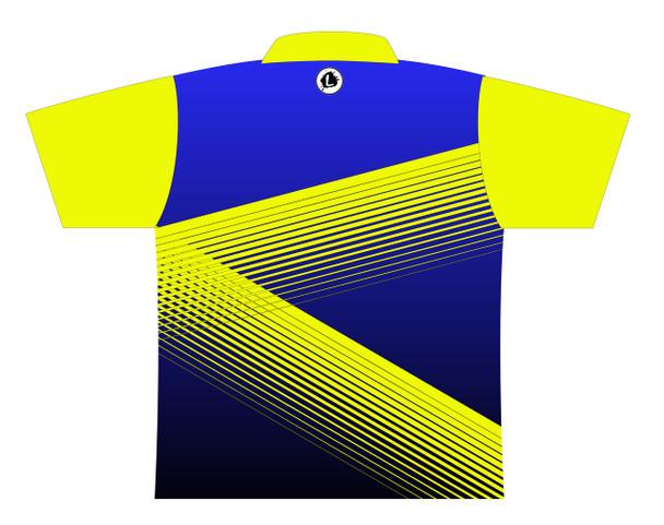 Motiv Dye Sublimated Jersey Style 0331MT back