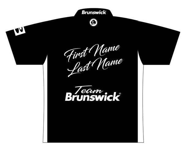 Brunswick Quantum Bias Dye Sublimated Jersey with name